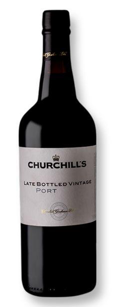 Oferta de Vinho do Porto Churchills LBV 2015 750 mL por R$379,9