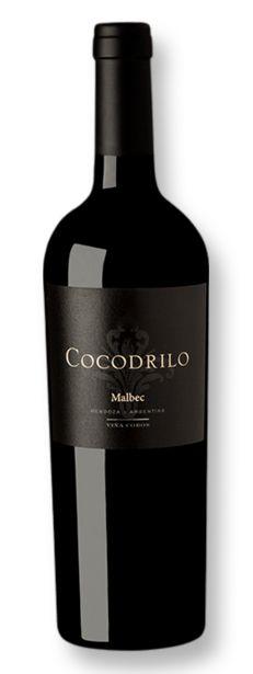 Oferta de Cobos Cocodrilo Malbec 2019 750 ML por R$296,9