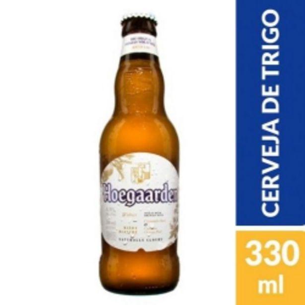 Oferta de Cerveja De Trigo Hoegaarden 330ml Long Neck por R$6,99