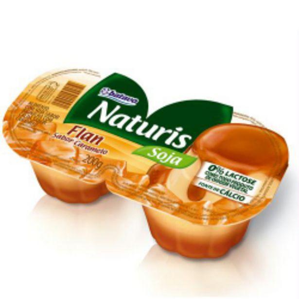 Oferta de Flan Batavo Naturis 200g Caramelo por R$5,23