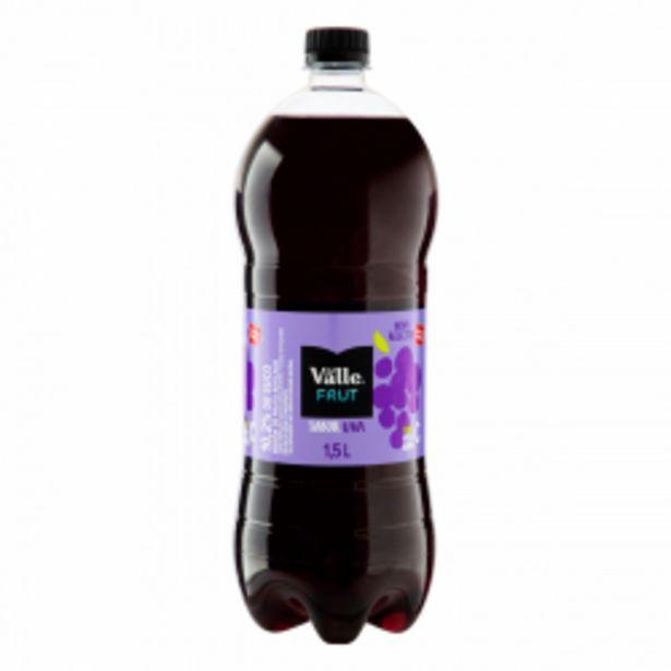 Oferta de Bebida Mista Del Valle Mais 1,5lt Uva por R$4,49