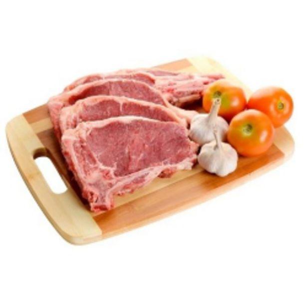 Oferta de Carne Bisteca Bovina Kg por R$35,82