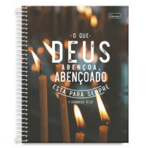 Oferta de Caderno Cadersil 10mat Religioso Religioso por R$21,64