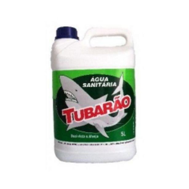 Oferta de Água Sanitária Tubarão 5l por R$9,37