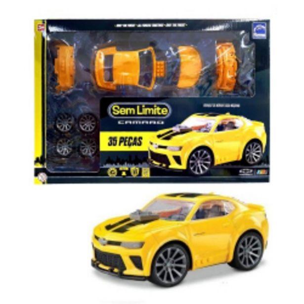Oferta de Brinquedo Camaro por R$68,39