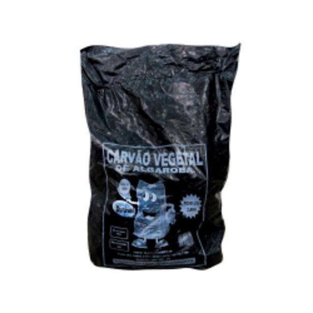 Oferta de Carvão Vegetal 2,5kg Natural por R$8,54
