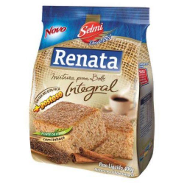 Oferta de Mist P/bolo Renata 400g Integral por R$4,48