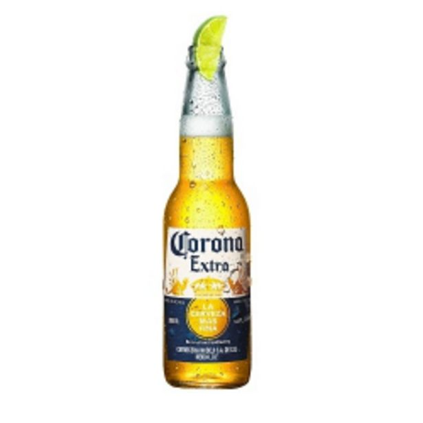 Oferta de Cerveja Corona Extra Pilsen 330ml Long Neck por R$6,2