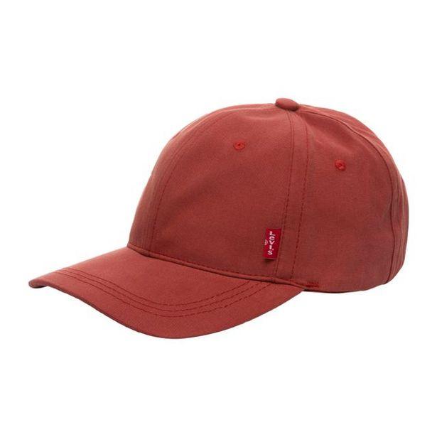 Oferta de Boné Levis Red Tab por R$69,9