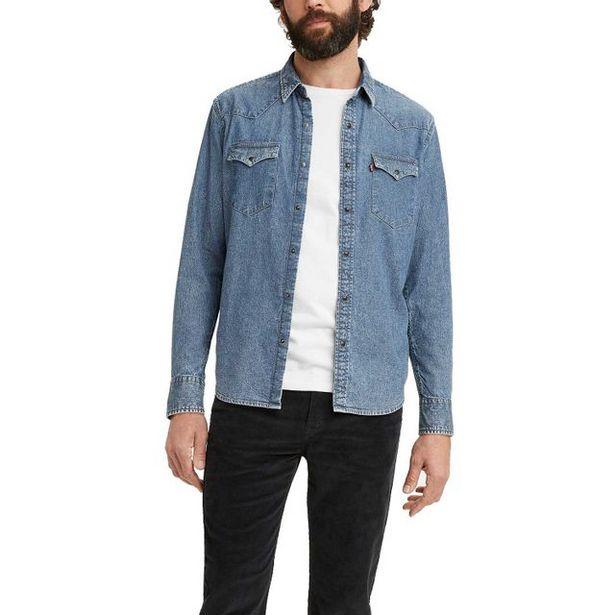 Oferta de Camisa Levi's Western Standard por R$429,9