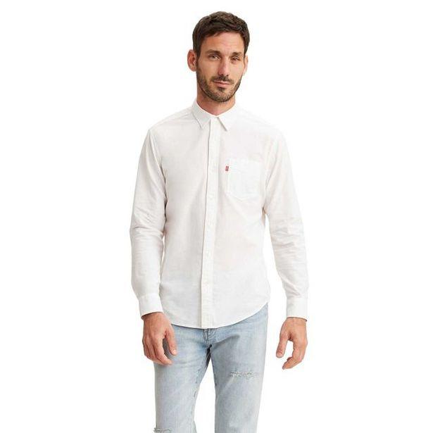 Oferta de Camisa Levi's Sunset Pocket Standard por R$299,9