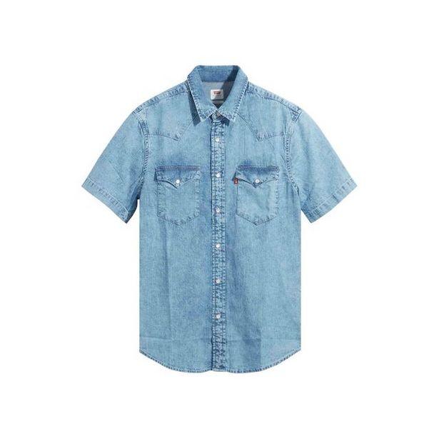 Oferta de Camisa Levi's Classic Western por R$329,9