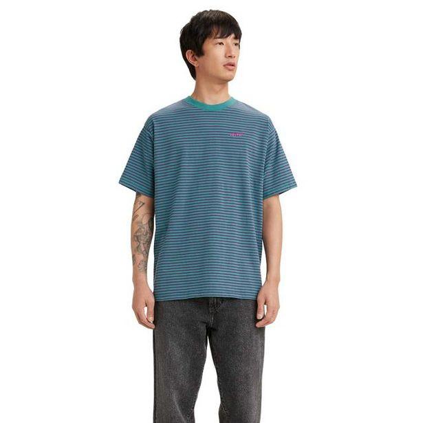 Oferta de Camiseta Levi's Red Tab Vintage por R$189,9
