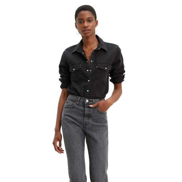 Oferta de Camisa Levi's Essential Western por R$409,9