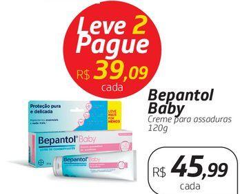 Oferta de Bepantol Baby Creme p por R$45,99