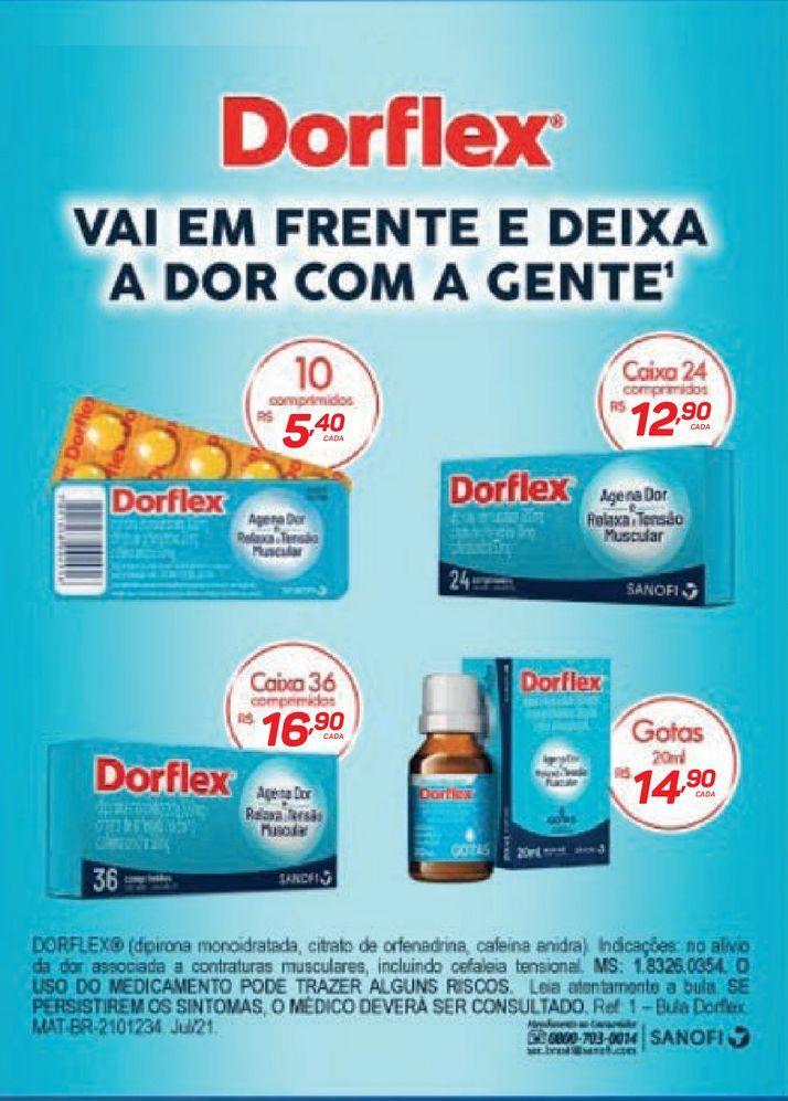 Oferta de Dorflex por