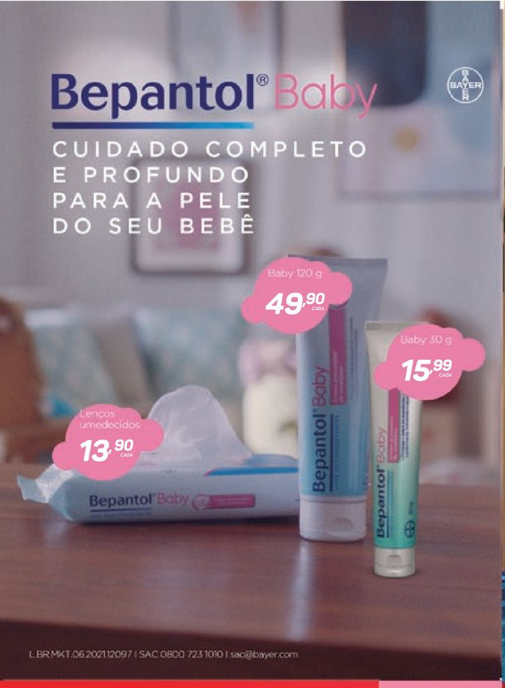 Oferta de Bepantol Baby por