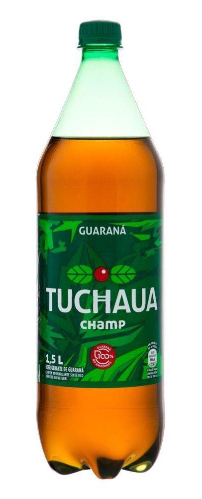 Oferta de REFRIGERANTE GUARANÁ TUCHAUA CH 1.5L PET por R$1,99