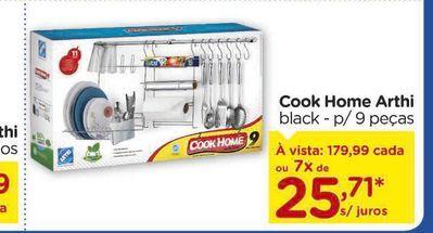Oferta de Cook Home Arthi por R$179,99