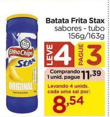 Oferta de Batata Frita Stax por R$11,39