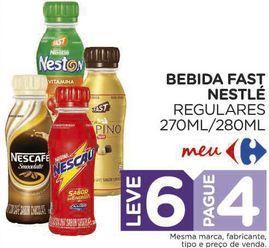Oferta de Bebida Fast Nestlé por