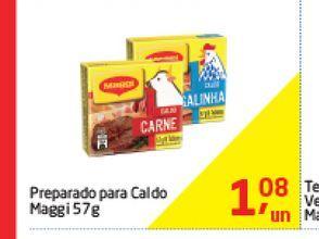 Oferta de Preparado para Caldo  Maggi por R$1,08