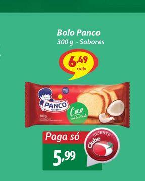 Oferta de Bolo Panco 300 g - Sabores por R$5,99