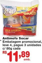 Oferta de Antimofo Secar por R$11,89