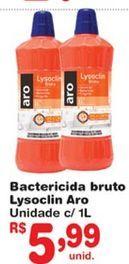 Oferta de Desinfetante Lysoform por R$5,99