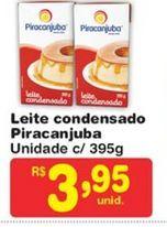 Oferta de Leite condensado Piracanjuba por R$3,95