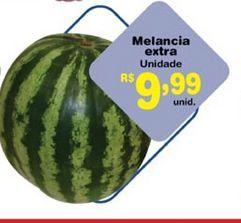 Oferta de Melancia extra por R$9,99
