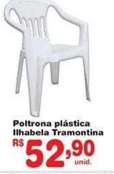 Oferta de Poltrona Tramontina por R$52,9