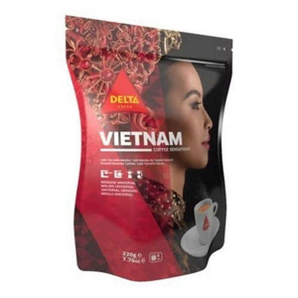 Oferta de Café Delta Vietnam 250g por R$22,89