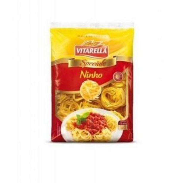 Oferta de Macarrão Vitarella 500g Ninho por R$4,35