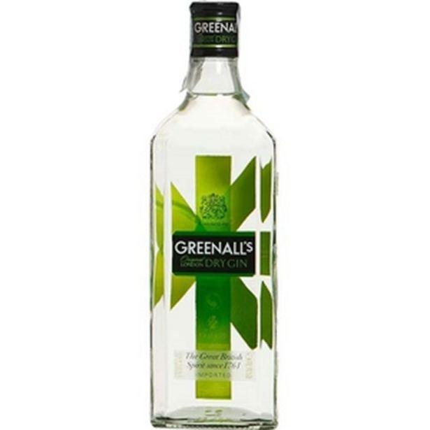 Oferta de Gin Greenalls London Dry 700ml por R$89,9
