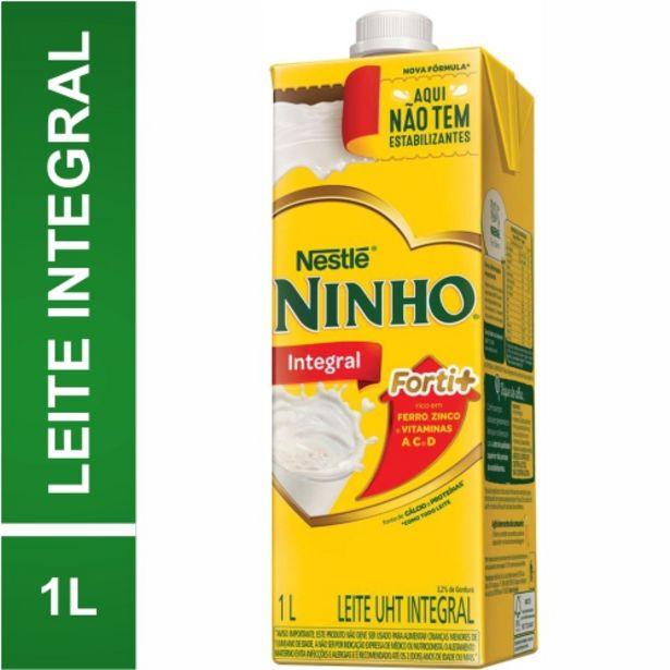 Oferta de Leite Ninho Integrall por R$7,49
