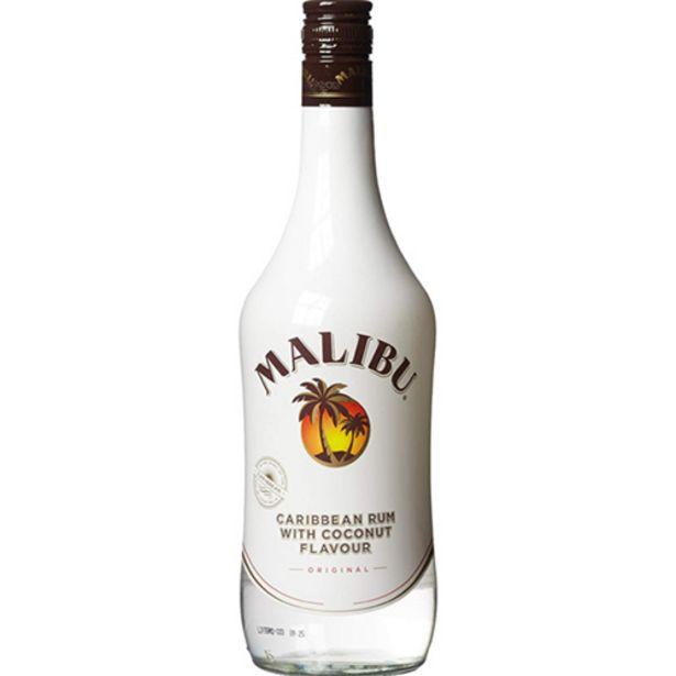 Oferta de Rum Do Caribe Com Coco Malibu 750ml por R$36,99