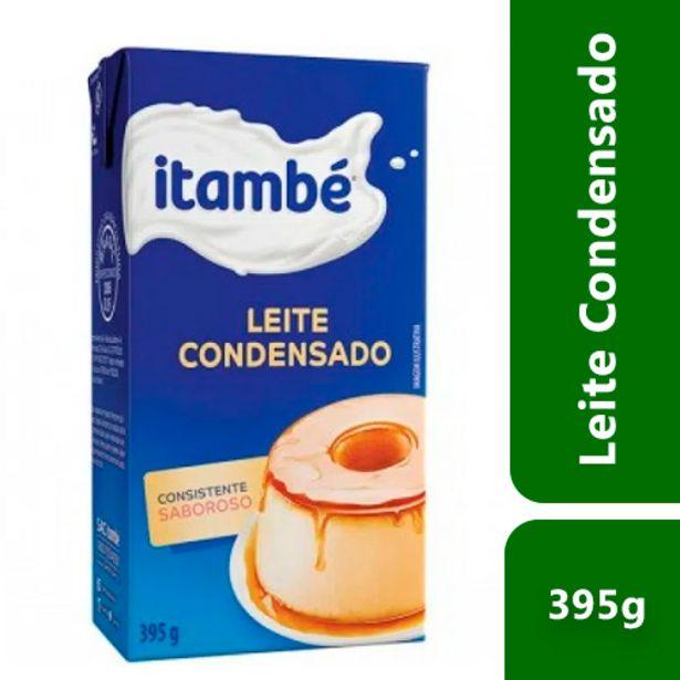 Oferta de Leite Condensado Itambé Caixinha 395g por R$5,49