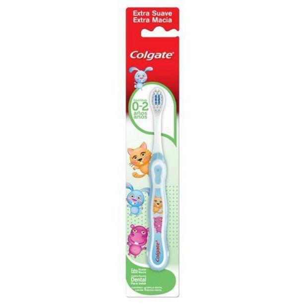 Oferta de Escova Dental Colgate Infantil Smiles 0-2anos Un por R$21,9