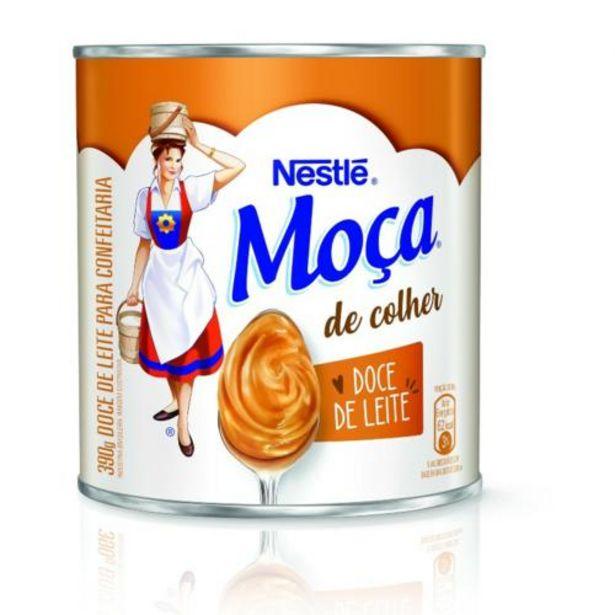 Oferta de Doce De Leite Nestlé Moça 390g De Colher por R$7,19
