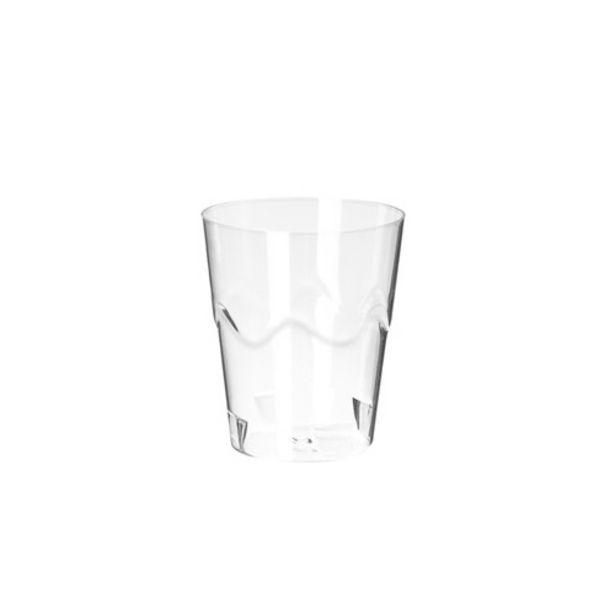 Oferta de Copo Cristal Straw 500ml por R$4,99