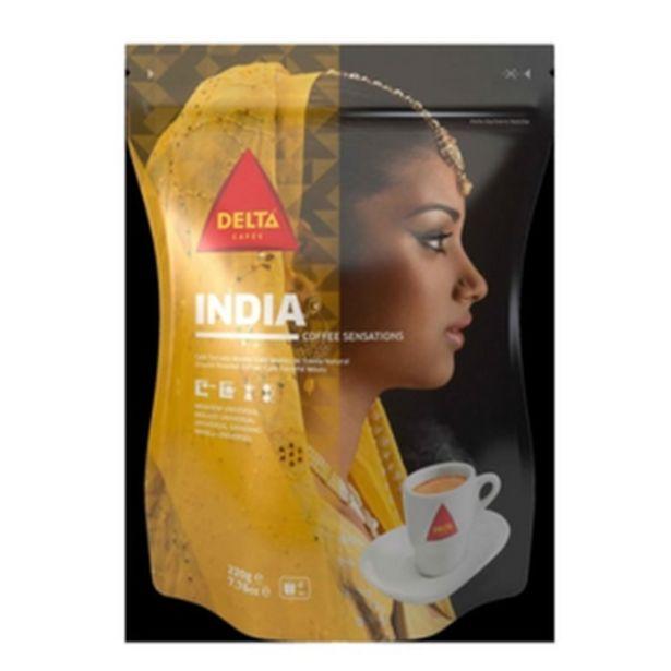 Oferta de Café Delta Índia 250g por R$20,9