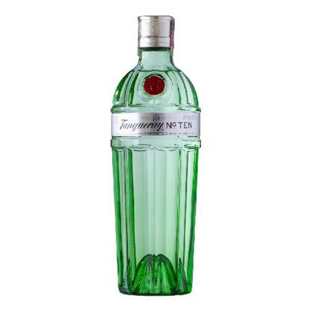 Oferta de Gin Tanqueray 750ml Ten Rds por R$179,9