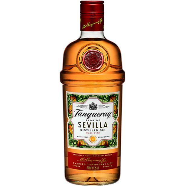 Oferta de Gin Tanqueray 700ml Sevilha por R$119,9