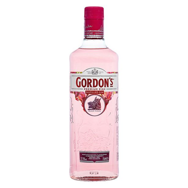 Oferta de Gin Gordons 700ml por R$66,9
