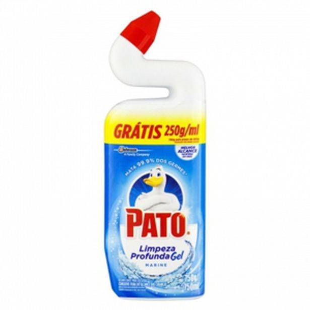 Oferta de Desinfetante Pato Purific Marine 500ml por R$12,49
