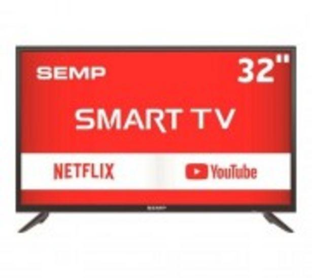 Oferta de TELEVISOR SEMP 32PL L32 S3900S SMART por R$1498