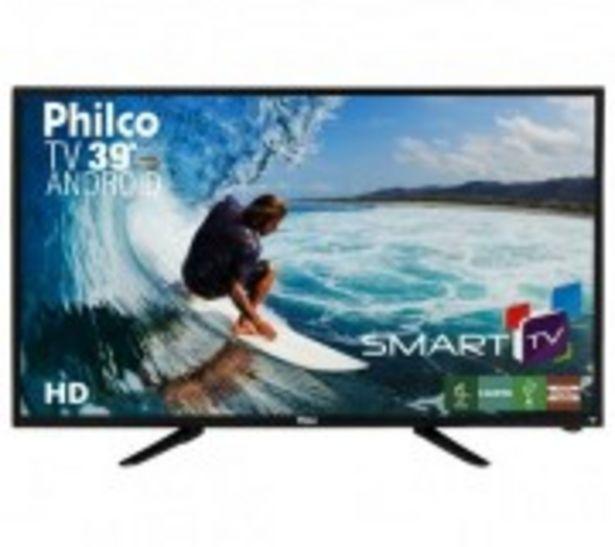 Oferta de TELEVISOR PHILCO 39PL PH39N91DSGWA SMART TV por R$1998