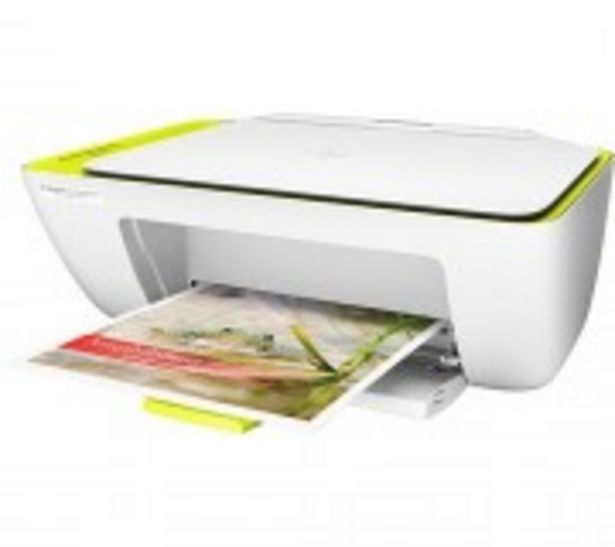 Oferta de IMPRESSORA HP DESKJET MULTIFUNCIONAL INK ADVANTAGE 2136 por R$298