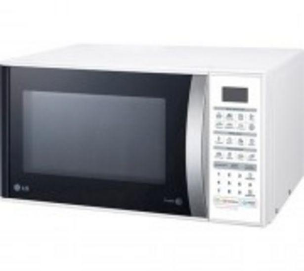 Oferta de MICROONDAS LG 30L MS3052R BRANCO por R$598